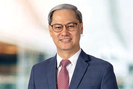 Mr Lim Soon Huat
