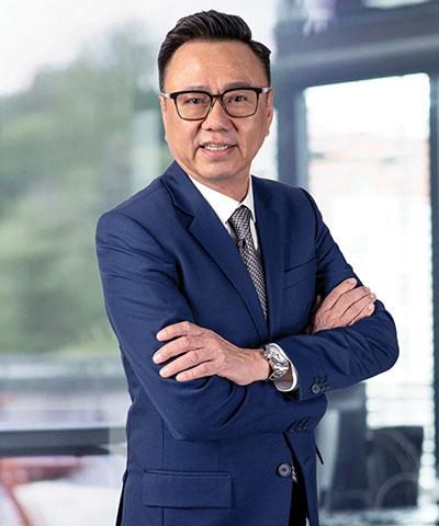 Ir Leong Yew Weng