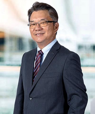 Mr Soh Chin Teck