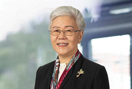 Madam Tam Chiew Lin