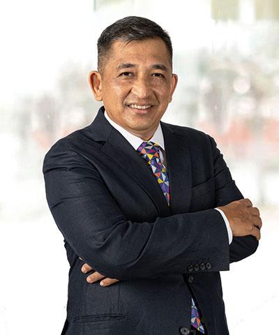 Encik Ahmad Riza Bin Basir