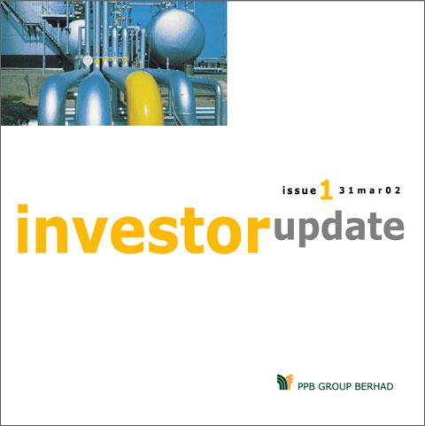 2002 Investor Update 1st Qtr