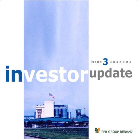 2002 Investor Update 3rd Qtr