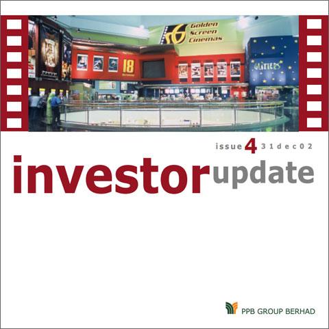 2002 Investor Update 4th Qtr
