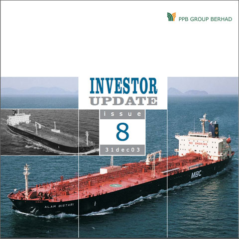 2003 Investor Update 4th Qtr