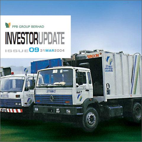 2004 Investor Update 1st Qtr
