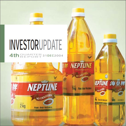 2004 Investor Update 4th Qtr
