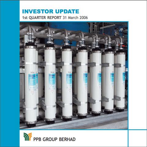 2006 Investor Update 1st Qtr