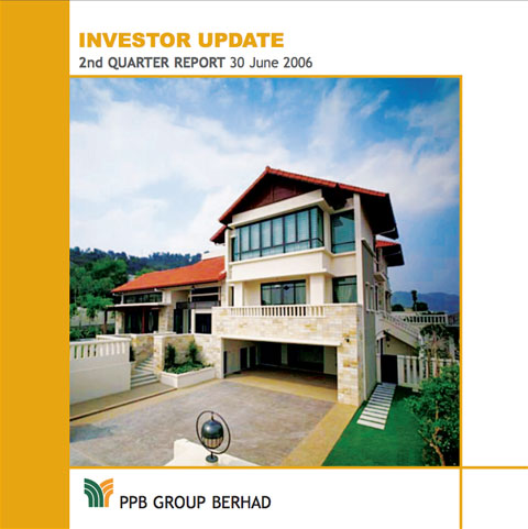 2006 Investor Update 2nd Qtr