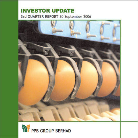 2006 Investor Update 3rd Qtr
