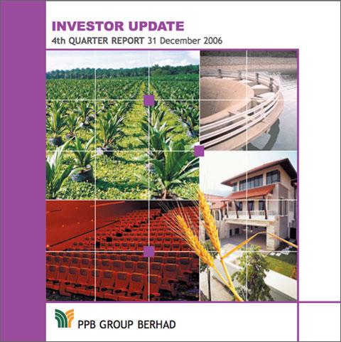 2006 Investor Update 4th Qtr