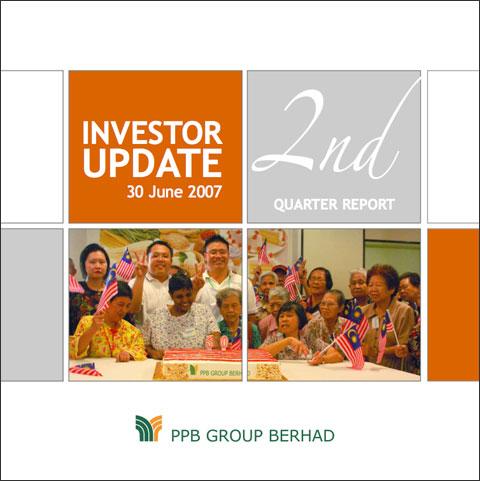 2007 Investor Update 2nd Qtr