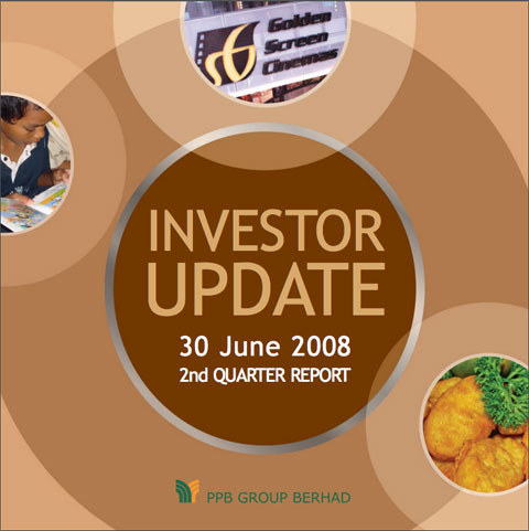 2008 Investor Update 2nd Qtr