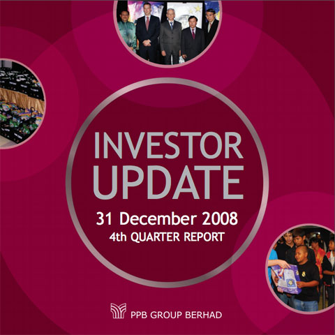 2008 Investor Update 4th Qtr