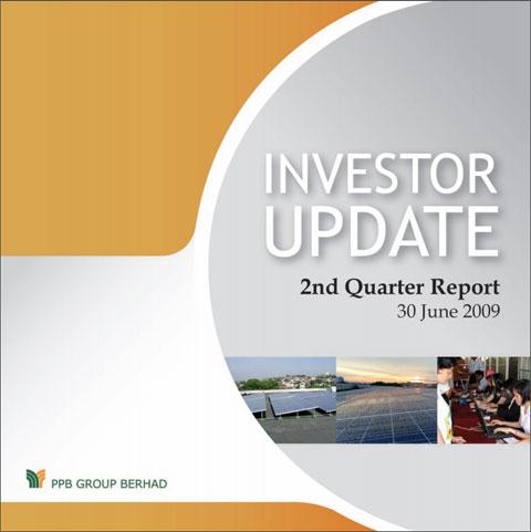 2009 Investor Update 2nd Qtr