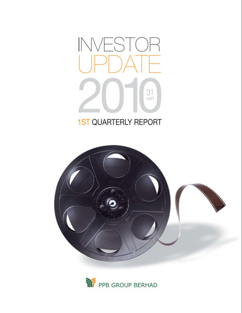 2010 Investor Update 1st Qtr