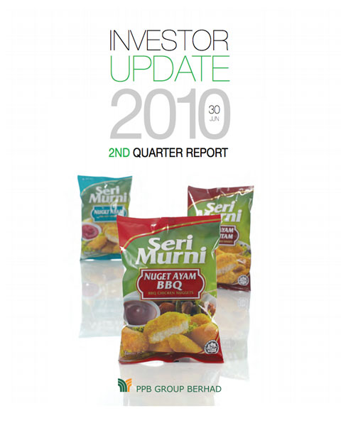 2010 Investor Update 2nd Qtr