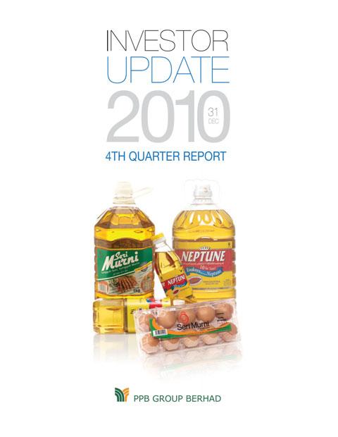 2010 Investor Update 4th Qtr