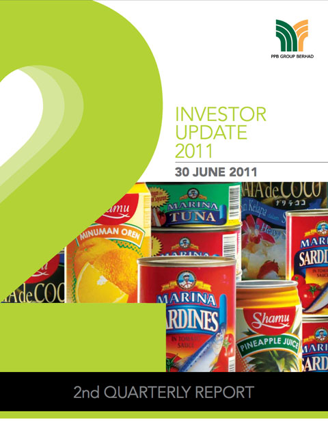2011 Investor Update 2nd Qtr