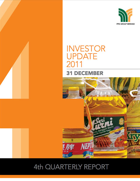 2011 Investor Update 4th Qtr