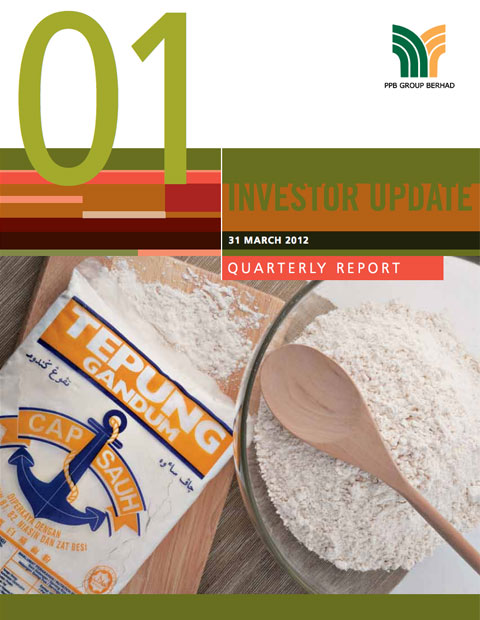 2012 Investor Update 1st Qtr