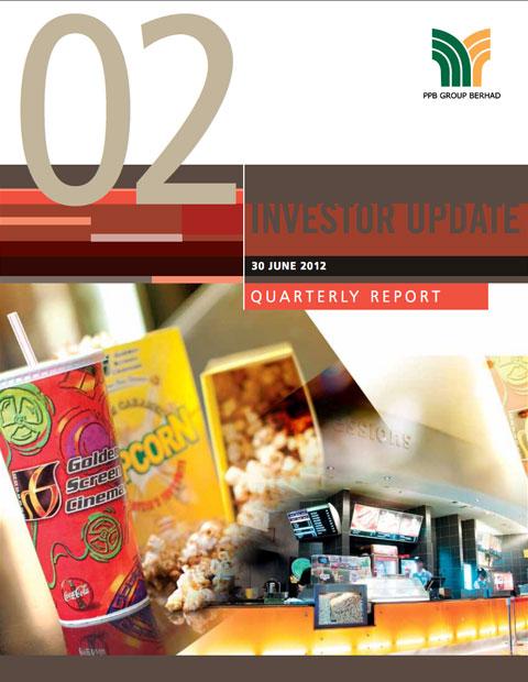 2012 Investor Update 2nd Qtr