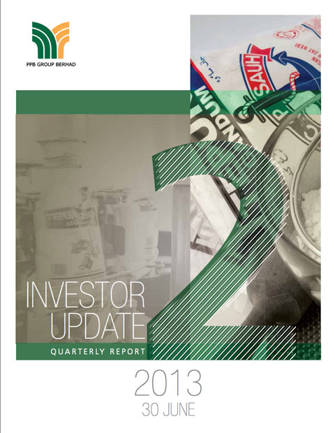 2013 Investor Update 2nd Qtr