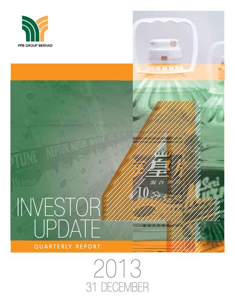 2013 Investor Update 4th Qtr