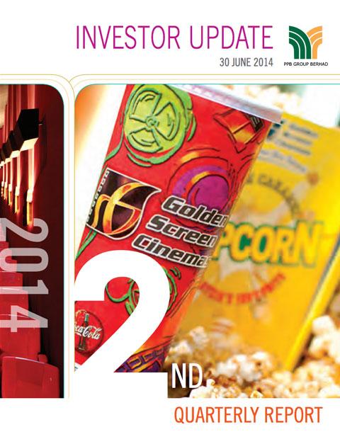 2014 Investor Update 2nd Qtr