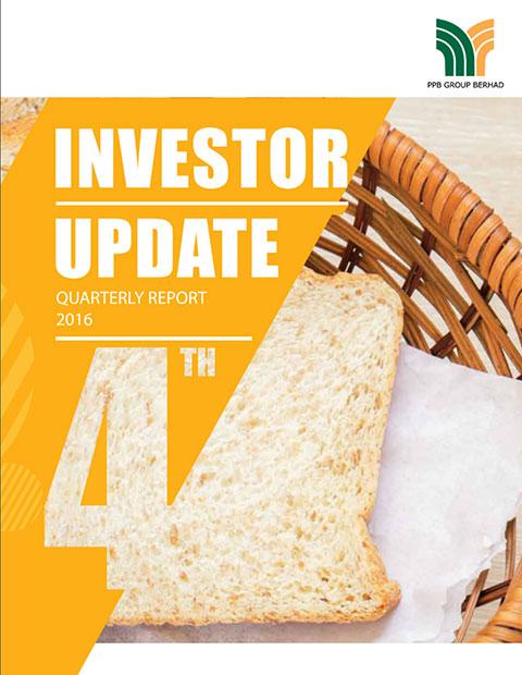 2016 Investor Update 4th Qtr