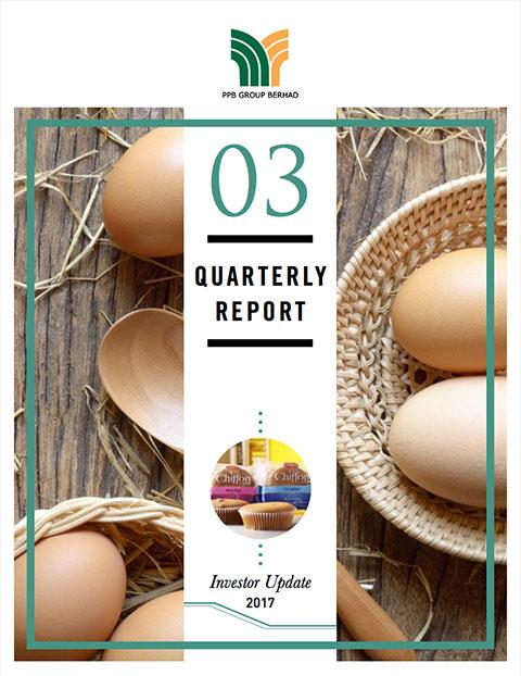 2017 Investor Update 3rd Qtr