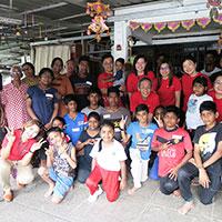 PPB Celebrates Deepavali With Children From Persatuan Kebajikan Dan Penjagaan Kanak-Kanak Istimewa