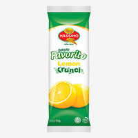 Massimo Lemon Krunch Cream Roll