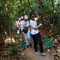 PPB Builds a new forest trail in Kota Damansara Community Forest (KDCF)
