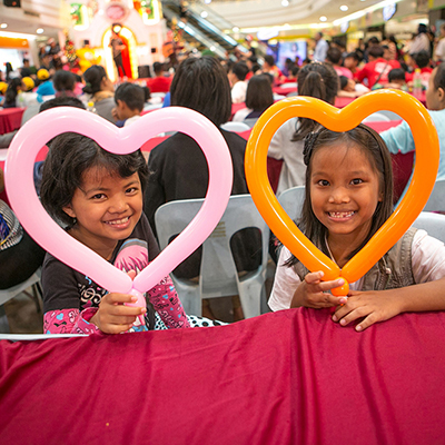 Toy Bank, A Gift of Love