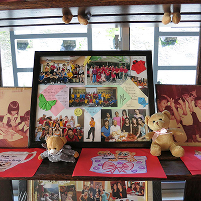 Silent Teddies Opens its Cafe