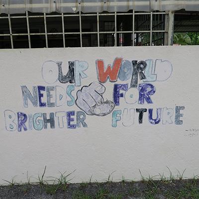 Contribution to New Life Care Centre Orphanage, Port Dickson