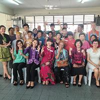 Hari Raya Celebration with the Residents of Persatuan Pemulihan Orang-orang Cacat Selangor & Wilayah Persekutuan