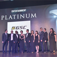 GSC Receives The Platinum Putra Brand Award!
